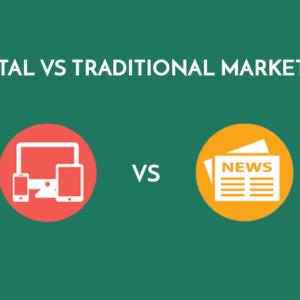 بازاریابی سنتی و دیجیتال