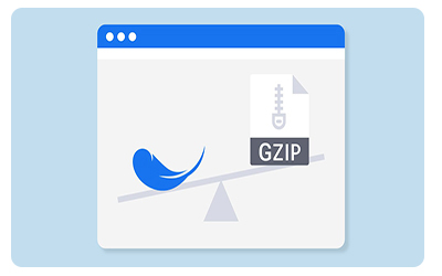 فشرده کردن فایلها و تاثیر آن در افزایش سرعت سایت
