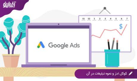 معرفی گوگل ادز و روش تبلیغات در ان