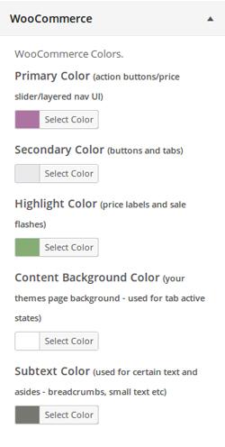 WooCommerce-Colors، یکی از 20 افزونهی لازم و ضروری برای سایتهای فروشگاهی در وردپرس