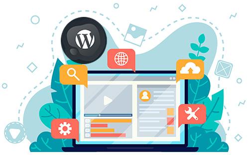 کاربرد وردپرس برای طراحی سایت