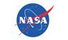 لوگو سایت ناسا که توسط وردپرس نوشه شده