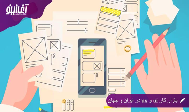 طراحی رابط کاربری و تجربهی کاربری