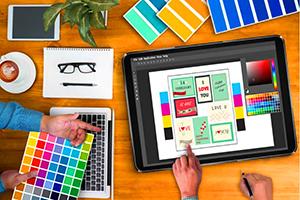 گرافیست، یکی از کارهای اینترنتی خانگی