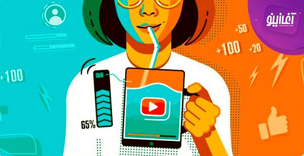 کسب درامد با تبلیغات یوتیوب