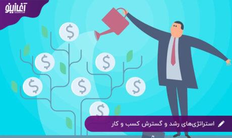 استراتژیهای رشد کسب و کار