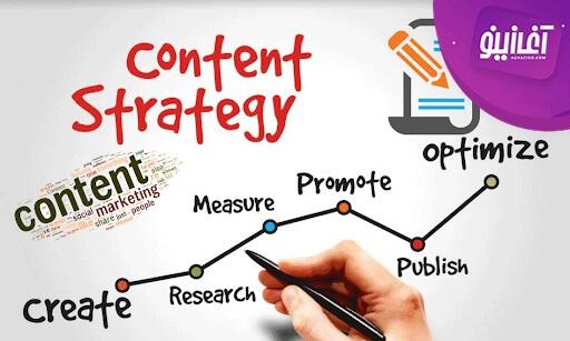 استراتژی بازاریابی محتوا