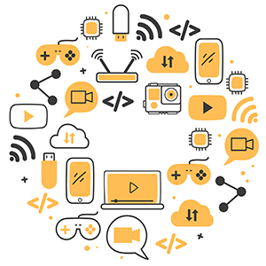 بسترهای مختلف برای بازاریابی دیجیتال