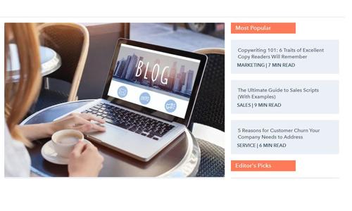 وبلاگ هاب اسپات، نمونه بازاریابی مبتنی بر محتوا