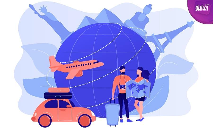 شرکت های مسافرتی